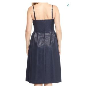 Gal Meets Glam Dresses - Gal Meets Glam Lucille Starry Night Sparkly dress